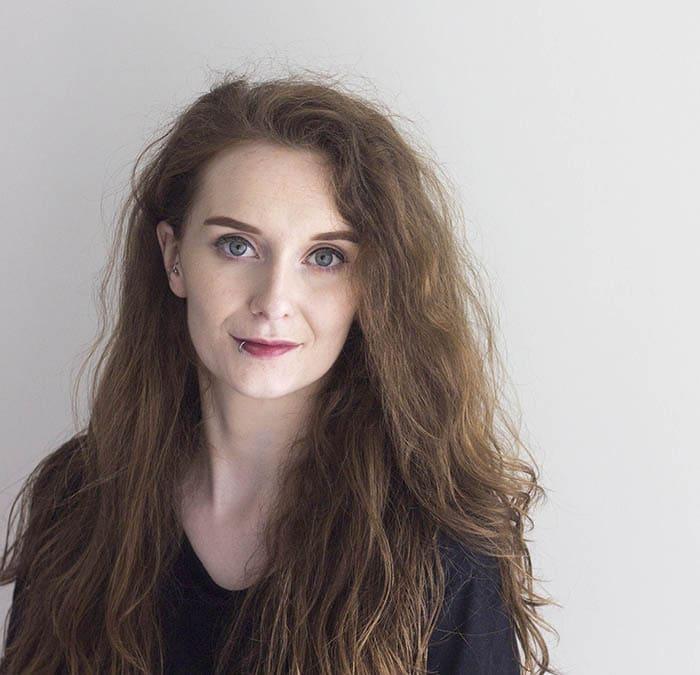 Headshot of Eainne McDonald the founder and creative director of Studio Stratos
